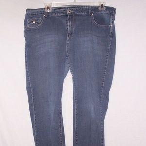ANA Skinny Jeans 24W v633